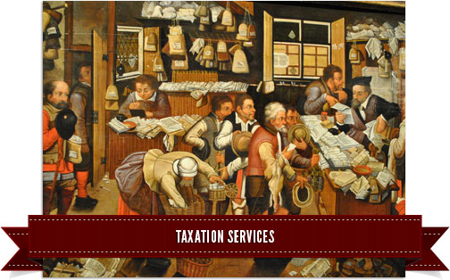 Muller & Partners - Tax Services